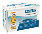 Agrafes Nº 21/4 Strong 5000un Rapid