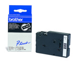 Fitas Brother Laminadas Preto/Branco 9 mm x 7.7 m