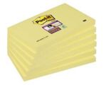 Bloco de Notas Aderentes Super Sticky 76x127 mm  Post-it 655-S