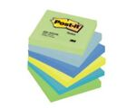 Bloco de Notas Aderentes 76x76mm Post-It Fantasia 6 Blocos