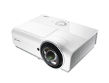 Videoprojector Vivitek DX881ST - Curta Distância / XGA / 3300lm / DLP 3D / Wi-fi via Dongle