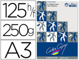 Papel Color Copy Glossy Pack 125 Folhas 250 gr Din A3