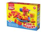 Kit de Massa de Modelar For Dessert 2 Cores x 35 g