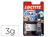 Cola Loctite 3 gr Super Cola 3 Power Flex