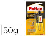 Cola Pattex Contact Transparente 50 gr