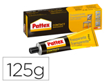 Cola Pattex Contact Transparente 125 gr