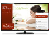 Monitor Public Display NEC MultiSync E554 55'' LED S-PVA Full HD