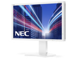 Monitor NEC MultiSync P242W 24'' LED TFT Branco