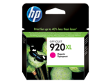 Tinteiro HP Magenta CD973A - (920 XL)