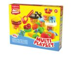 Kit de massa de modelar Multi Playset 5 Cores x 35 g