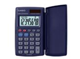 Calculadora Casio HS-8VER 8 Dígitos