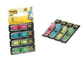 Dispensador de Notas Aderentes Index Setas 4 Cores Post-It