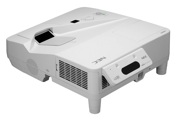 Videoprojector NEC UM330Wi - UCD* / Interactivo / WXGA / 3300lm / LCD / Wi-fi via Dongle