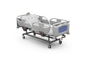 Camas Hospitalares Luna M12 2000x1004x530mm Manual 4 Rodas ABS 3T