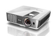 Videoprojector Benq W1080ST+ - HOME CINEMA / 1080p / 2200lm / DLP 3D Nativo / Wireless opcional