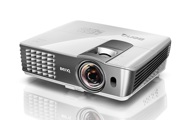 Videoprojector Benq W1080+ - 1080p / 2200lm / DLP 3D Nativo / Wireless via Doongle