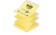 Bloco de Notas Aderentes 76x76mm Post-It Z Note Zig-Zag