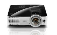 Videoprojector Benq MX620ST - Curta Distância / XGA / 3000lm / DLP 3D Nativo / Wireless via Dongle