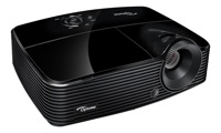 Videoprojector Optoma H100 - WXGA / 3200Lm / Dlp 3D Nativo / Wi-fi Via Dongle