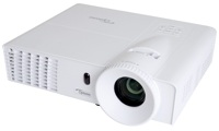 Videoprojector Optoma EW400 - WXGA / 4000Lm / DLP 3D Ready / Wi-fi via Dongle