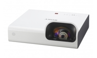 Videoprojector Sony VPL-SX235 - Curta Distância / XGA / 3200lm / LCD / Wi-fi via Dongle