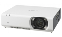 SONY VIDEOPROJECTOR 4000 ANSI LUMENS 3LCD WUXGA (1920X1200) WHITE VVPL-CH350