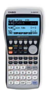 dca6da38c8d3 Calculadora Casio FX-9860 G II SD na Loja Ricardo e Vaz