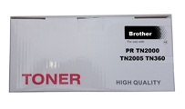 Toner Compatível p/ Brother TN2000/TN2005 (TN350)
