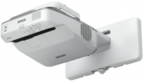 Video Projector Epson Eb-670 XGA 3100 ANSI lumens