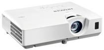 Videoprojector Hitachi CP-X2530WN - XGA / 2700lm / LCD / Wi-fi via Dongle