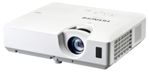 Videoprojector Hitachi CP-WX3030WN - WXGA / 3200lm / LCD / Wi-fi via Dongle