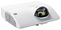 Videoprojector Hitachi CP-CX300WN - Curta Distância / XGA / 3100lm / LCD / Wi-fi via Dongle