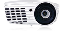 Videoprojector Optoma W415 - WXGA / 4500Lm / DLP 3D Nativo / Wi-fi via Dongle