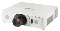 Videoprojector Hitachi CP-WX8240 - WXGA / 4000lm / LCD / Wi-fi via Dongle