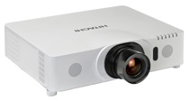 Videoprojector Hitachi CP-WUX8450 - WUXGA / 5000lm / LCD /  Wi-fi via Dongle