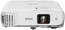 Video Projector Epson Eb-990U  WUXGA 3800 ANSI lumens