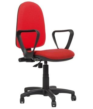 Cadeiras de Escritório Operativa com Rodas e Braços RED