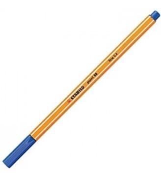2f7ab3baa Marcadores Permanentes Stabilo Point 88 Azul na Loja Ricardo e Vaz ...