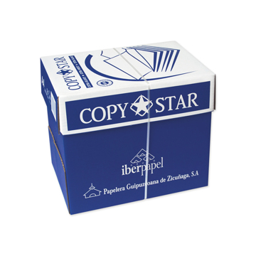 Caixa Papel A4 80 Gr 2500fls Copy Star