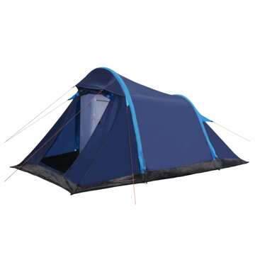 Tenda De Campismo Com Vigas Insufláveis 320x170x150/110 Cm Azul