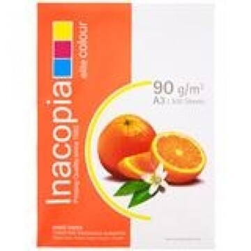 Papel A3 90 Gr Inacopia Elite Colour
