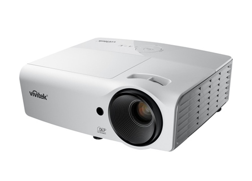 Videoprojector Vivitek D554 - XGA / 3000lm / DLP 3D Ready / Wi-fi via Dongle