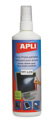 Spray APLI Limpeza Ecrâs 250ml