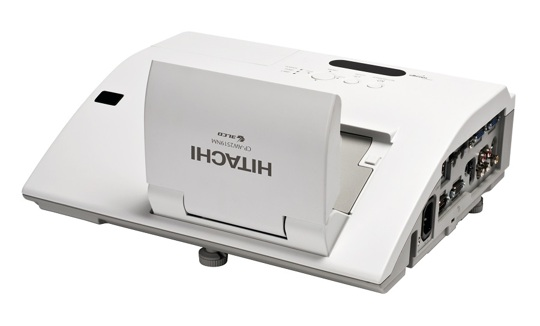 Videoprojector Hitachi CP-AW2519NM - UCD* / Interactivo / WXGA / 2500lm / LCD / Wi-fi via Dongle