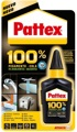 Cola 50g Transparente Pattex 100%