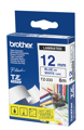 Fita Brother P-Touch Branco/Azul 12 mm x 8 m