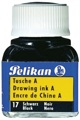 Tinta da China 10ml Preto Pelikan