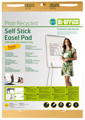 Bloco Papel para Flipchart  635x762mm Autocolante Earth-It