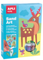 Kit DIY Sand Art Colorir Com Areia 4U