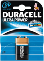Pilhas Duracell Ultra Power 9V